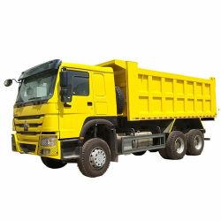China Sinotruk V7 6X4 camiones volquete pesados para la construcción de carreteras