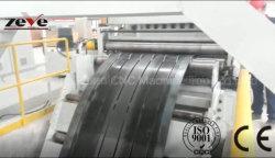高精度、高速 HR/CR コイルストレートヘアアイロン成形機の切断 機械せん断機械スリットラインスピットマシン