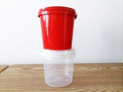 PP-Kunststoffeimer ist besser als Glas-Geschenkbox Verpackung Und bruchsicher