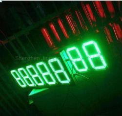 LED de la station de gaz signe du prix du gaz 88888 Station essence Prix LED numérique