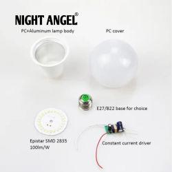 À PART ENTIÈRE 5W 7W 9W 12W 15W 18W à LED Lampe à économie d'énergie d'urgence CKD/SKD LED Lampe LED pièces de rechange