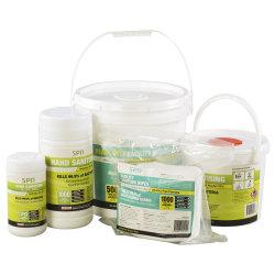 特殊不織布 FDA 認可のディスポーザブル消毒剤ソフトウェットワイプ / 消毒用ハンド ウェットワイプ / IPA ウェットワイプ / アロチョルウェットワイプ / 抗菌ウェットワイプ