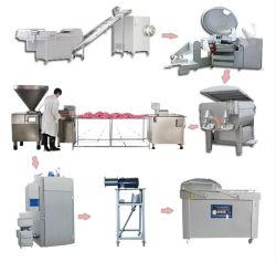 La saucisse de la machine de remplissage/industrielle complète gamme de machines sous vide automatique de la saucisse de décisions/vide de la saucisse de la machine de tasseur
