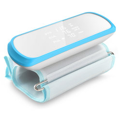 Bras supérieur numérique de la pression artérielle Moniteur avec la fréquence de pouls