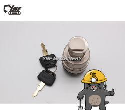 Yn50s00026f1 مفتاح التشغيل لمفتاح التشغيل مع 2 مفتاح K250 ملائمًا Kobelco Sk2000-8 Sk350-8 Ynf01368