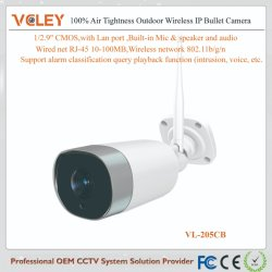 Camera van de Inspectie van Day&Night van de Opsporing van de Vorm van WiFi de Menselijke Biometrische Waterdichte