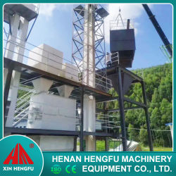 إنتاج الدواجن عالية التقنية مع آلة بيليه ميل ل 0.5-1.5 طنًا في الساعة