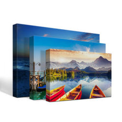Custom Интерьер корпусной Canvas Print Service Wall дизайн интерьеров