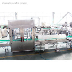 Máquina de Llenado automático del peso de la máquina de llenado de aceite lubricante para la venta