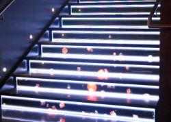 段階ショーのためのフルカラーP5レンタル階段LEDスクリーン