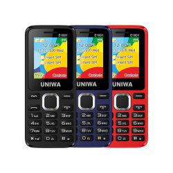 Cheap Bar 1,77 pouce de clavier de téléphone double SIM bruyamment le président de téléphone mobile 2G GSM Téléphone cellulaire de la Chine de gros en usine