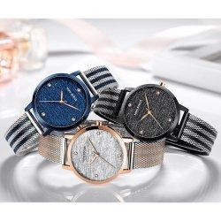 Meilleur Mesdames Newest Hot Fashion Design unique dame montre-bracelet Quartz à Guangzhou Watch marché avec des prix bon marché