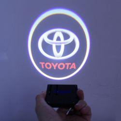 Voiture de courtoisie LED Projecteur Porte Bienvenue Auto et le logo de porte de voiture la lumière