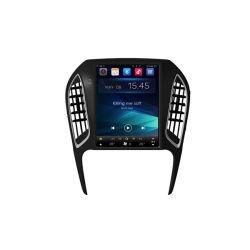 Mayorista de fábrica Chery Tesla con pantalla táctil estilo alquiler de DVD en DVD para el coche Arrizo 5 5e 2016, 17 de 2018 alquiler de medios de música MP3 MP4 Player Android de la unidad de cabeza