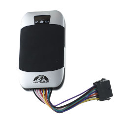 GPS du véhicule Tracker Modèle 303G avec carte SIM de commande du moteur de carte SD