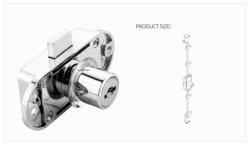 368-32 de aleación de zinc de alta calidad Espagnolette Archivo para la ropa de bloqueo de puerta del armario con dos 1m de longitud el pestillo y accesorios