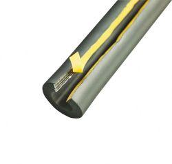 AC La Línea de refrigerante de tubo de aislamiento de espuma de caucho aislamiento Tubo /