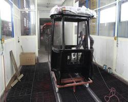 Komplette Lackierlinie mit Installation und Inbetriebnahme im Ausland
