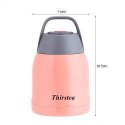 304 Fios de aço inoxidável de isolamento térmico do recipiente de alimentos