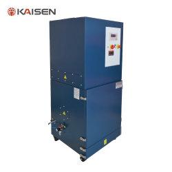 Self-Cleaning 1,5 kw y 150 mm de colector de polvo de admisión para la Piedra de corte por láser y procesamiento de Plasma de corte de tubos de acero