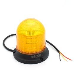 Gyrophares stroboscopiques rotatif à LED avec IP69K et 24W à LED étanche