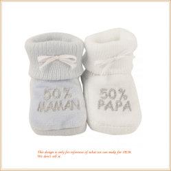 Sichere Baby-Produkt-Paare der weichen Socken-Kind-Aufladungen