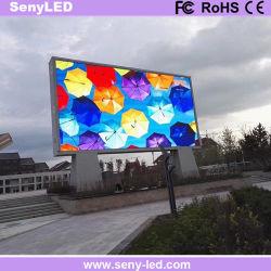 Écran LED haute luminosité pour le plein d'extérieur de panneaux de la publicité commerciale
