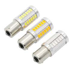 Lightech Auto T20 1156 1157 48W カー LED ターニングライトバルブ