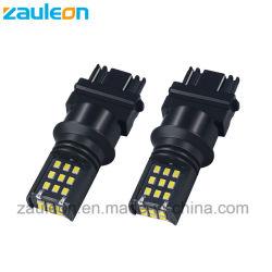 3157 LED blanche du frein de marche arrière/stop/clignotants arrière de la queue jusqu'éclairage automatique