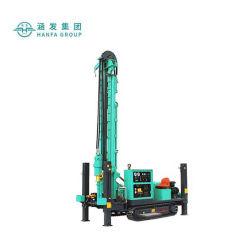 Trator de Esteiras Hidráulico Série Hfx/Mineração de perfuração de poços de água/plataforma de perfuração de Engenharia