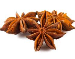 Libre de soufre naturel de l'anis étoilé d'épices pour la cuisine