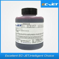 Videojet 도미노 Linx Markem Imaje Ect를 위해 양립한 고품질 Eco- 빨간 잉크 (잉크를 위한 식용 잉크)