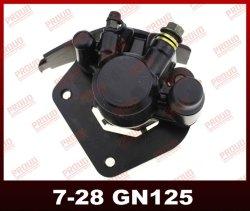 قطع غيار الدراجات النارية ذات الجودة العالية لشركة تصنيع المعدات الأصلية في الصين Gn125 Fr Brake Caliper China