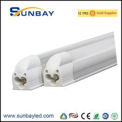 Le couvercle en aluminium dépoli clair/60cm de tube T5 LED 9W 10W