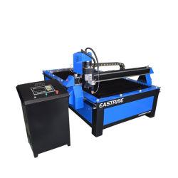 Tabla de CNC Máquina cortadora de Plasma de metal de aluminio de carbono de acero inoxidable