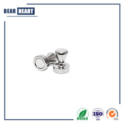 磁気Pinの強い常置ネオジムの磁石のNdFeBの磁石押しPin