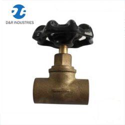 Dr 3016 Отличная материал латунь стопорный клапан радиатора