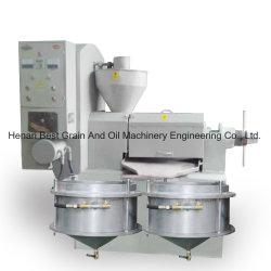 Касторовое масло для приготовления пищи решений обработки оборудование машины
