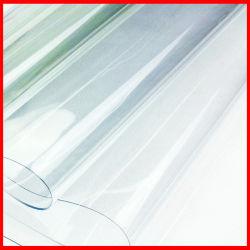 Нормальный Clear прозрачный мягкий Очистить лист из ПВХ пленки