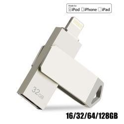 Usb-Blitz-Laufwerk USB Pendrive für iPhone X Xs 9 PlusiPad 8 7 16/32/64/128 GB-Speicher-Stock USB (TF-0310)
