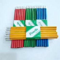 アフリカの市場のためのペーパーベルトのパッキングが付いている試供品の鉛筆