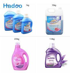 Detergente líquido para lavadora y lavar a mano con suavizante