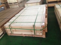 China proveedor mejor precio de 2m de ancho 15mm de espesor de chapa de plástico PE/ACP Panel Compuesto de Aluminio PVDF ACP