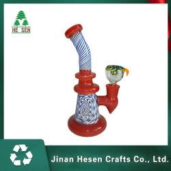 Оптовая торговля новый дизайн портативных стекло можно покурить кальян Hookah чашки логотип