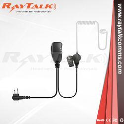携帯無線電話Gp300/Gp308のための音響の管のイヤホーン