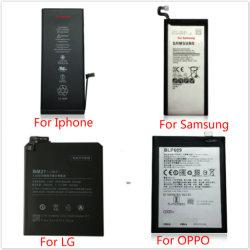 Batterie d'alimentation d'origine conçu pour iPhone/Samsung/Huawei/Xiaomi/oppo/VIVO/Tecno Apple Batterie, Batterie de téléphone mobile de remplacement