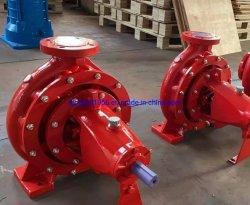 2900 tr/min Xa Lutte contre les incendies centrifuge Pompe à eau 65/26 (normal ou NFPA20 standard)