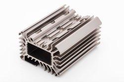 주문화 CNC 내밀린 알루미늄 단면도 CNC Machinimg를 위해 기계로 가공하는 기계로 가공 밀어남 알루미늄 단면도 정밀도 CNC를 받아들이십시오