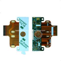 Professionelle steife flexible Schaltkarte-Leiterplatte mit dem 3m Aufkleber