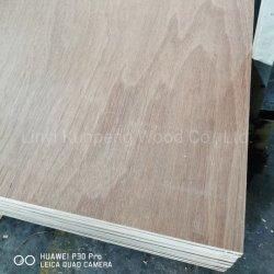 3-25mm compensado com Okoume Comercial/Bintangor/Meranti/pinho/Birch enfrentar&volta para mobiliário e decoração